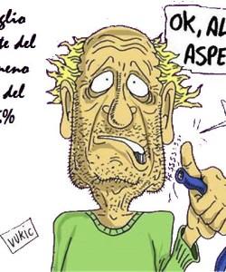 L'Italia ridotta a lacrime e sangue