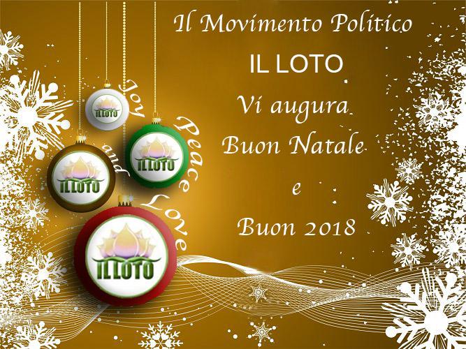 Auguri Di Buon Natale E Felice Nuovo Anno 2018 Wwwillotoeu